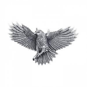Bilde av Anheng  Ørn sølv - Eagle