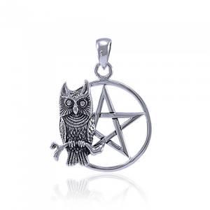 Bilde av Anheng - Sitting Owl with