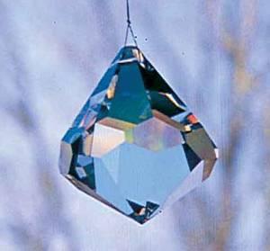Bilde av Swarovski krystall Klokke