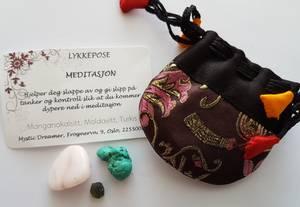 Bilde av Lykkestener - Meditasjon A