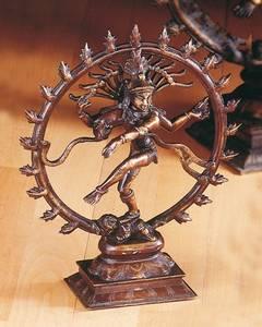 Bilde av Shiva 28 cm Brass