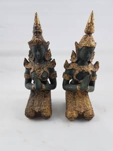 Bilde av Bronseskulptur par Tepanom