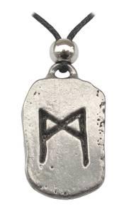 Bilde av Runesmykke - Madr -