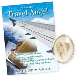Bilde av Englesten-Travel Angel Worry