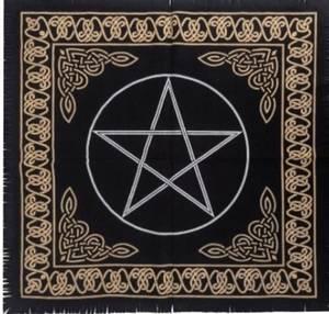 Bilde av Alterduk Pentagram - Altar
