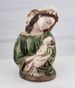 Bilde av Madonna og Jesus-barn -