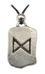 Bilde av Runesmykke - Dagr- Runestones