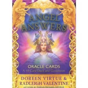 Bilde av Angel Answers Cards-Doreen