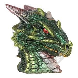 Bilde av Large Green Dragon Head