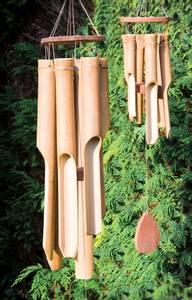 Bilde av Vindspill Bambus Stor - Large