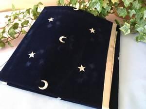 Bilde av Tarotduk - Moon & Stars