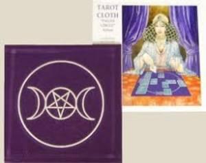 Bilde av Tarotduk - Pagan Circle