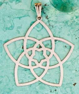 Bilde av Venus Flower silver plated