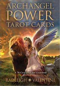 Bilde av Archangel Power Tarot Cards -