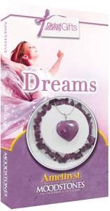 Bilde av Moodstone Dream -drøm ametyst