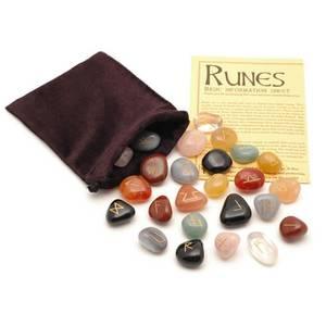 Bilde av Runer - Mixed Crystals in Bag