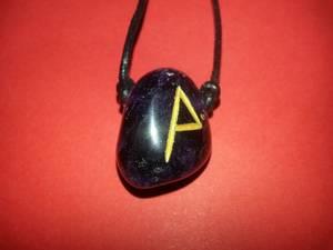 Bilde av Runesmykke Ametyst - Wynn