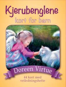 Bilde av Kjerubenglene - kort for barn