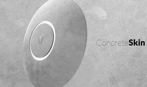 Bilde av UBNT case for UAP nanoHD, Concrete Design, 3-Pack