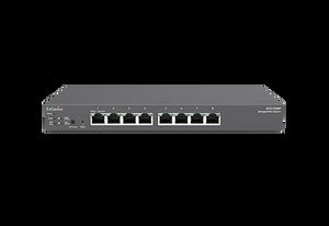 Bilde av Cloud Switch ECS1008, L2, 8 PoE ports 55watt
