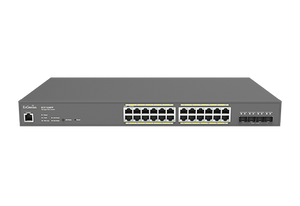 Bilde av Cloud Switch ECS1528F, L2, 24 PoE ports 410Watt,