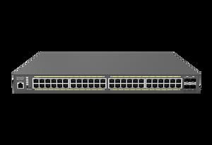 Bilde av Cloud Switch ECS1552F, 48 PoE ports 740 watt, 4