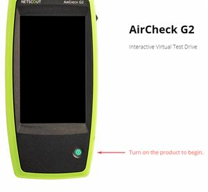 Bilde av AirCheck G2 V2 Virtual Demo