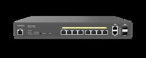 Bilde av Cloud Switch ECS1112FP 8 port 130 watt