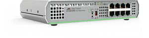 Bilde av AT-GS910/8E  Gigabit Ethernet Unmanaged Switch