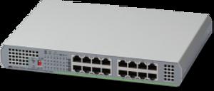 Bilde av AT-GS910/16-50 Gigabit Ethernet Unmanaged Switch