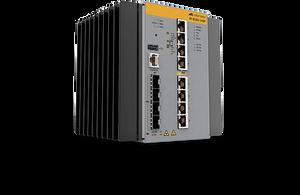 Bilde av IE300-12GP Industrial Ethernet Layer 3 Switch