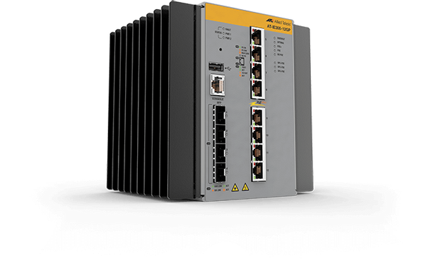 IE300-12GP Industrial Ethernet Layer 3 Switch
