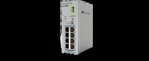 Bilde av IA708C Industrial Fast Ethernet unmanaged Switch
