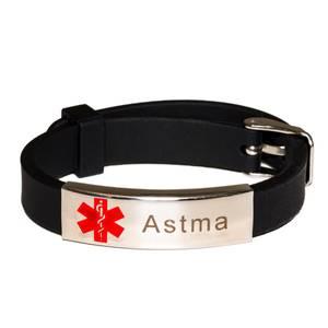 Bilde av Medisinarmbånd Astma (utsolgt)