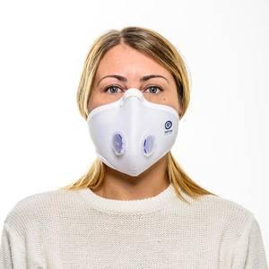 Bilde av Allergi/pollenmaske hvit