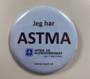Bilde av Astmabutton