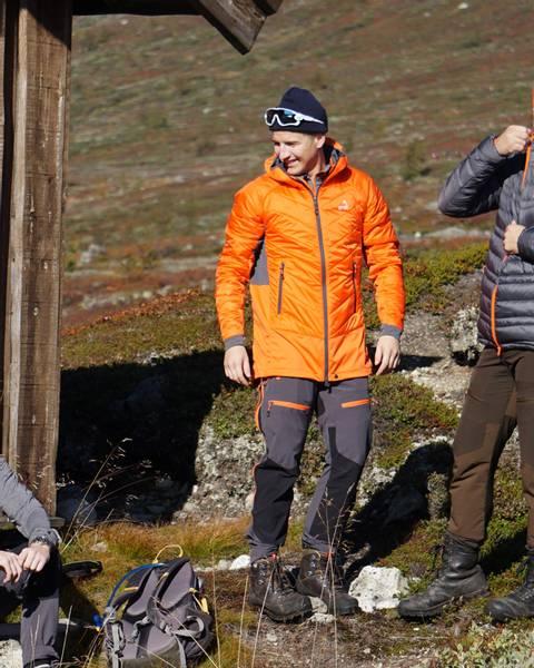 Bilde av Fridtjof Nansen Vattert Jakke - Fjelljo