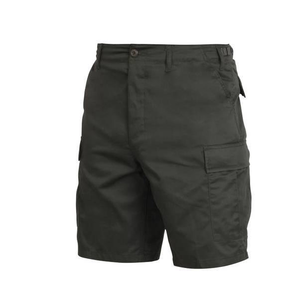 Bilde av BDU - U.S. MIL-SPEC Cargo Shorts  - Olive