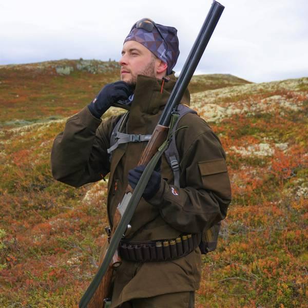 Bilde av Fridtjof Nansen Jaktjakke - Ravn