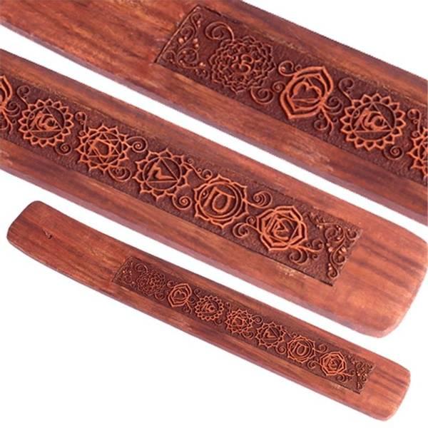 Røkelseholder /Incense burner 7 chakra