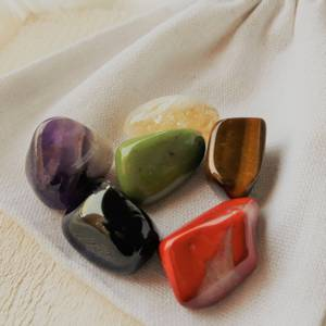 Bilde av Business Prosperity Pocket Crystal Bag -