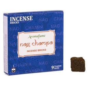 Bilde av Aromafume incense bricks Nag Champa