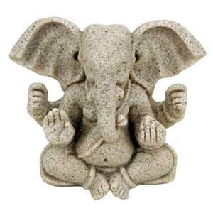 Bilde av Ganesh statue sand resin