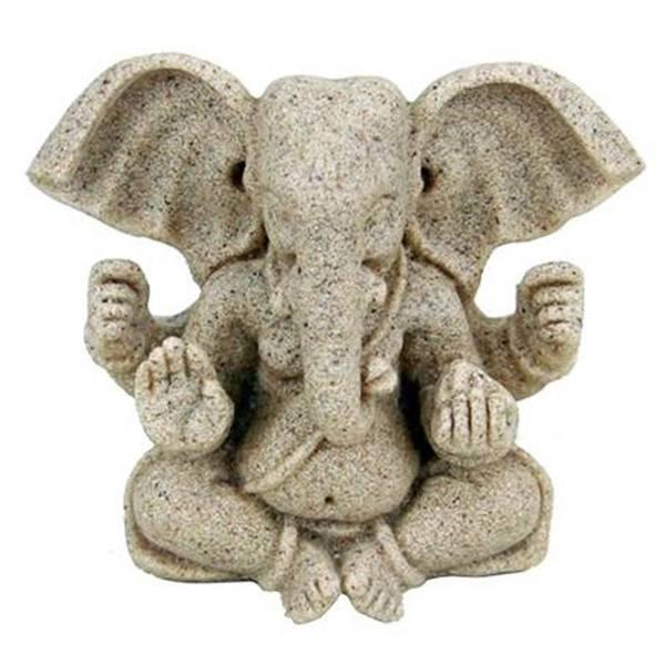 Ganesh statue sand resin