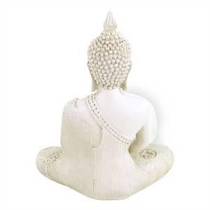 Bilde av Buddha in Meditation white Thailand