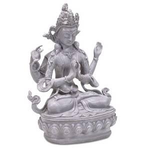 Bilde av Buddha of Compassion Chenrezig