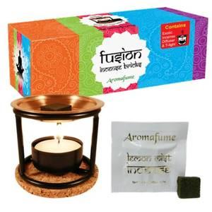 Bilde av Aromafume incense bricks sample set + diffuser
