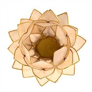 Bilde av Lotus telysholder - lysestake - Lotus Candles