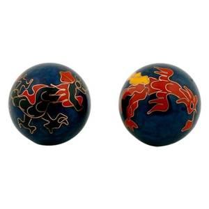 Bilde av Meditasjonkuler/ Health Balls Dragon & Phoenix