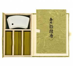 Bilde av Mainichi Byakudan - Sandalwood, 60 Sticks